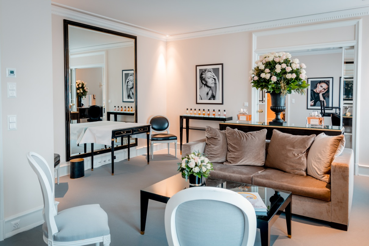 Dior Suite_Baur au Lac_Zurich_Switzerland
