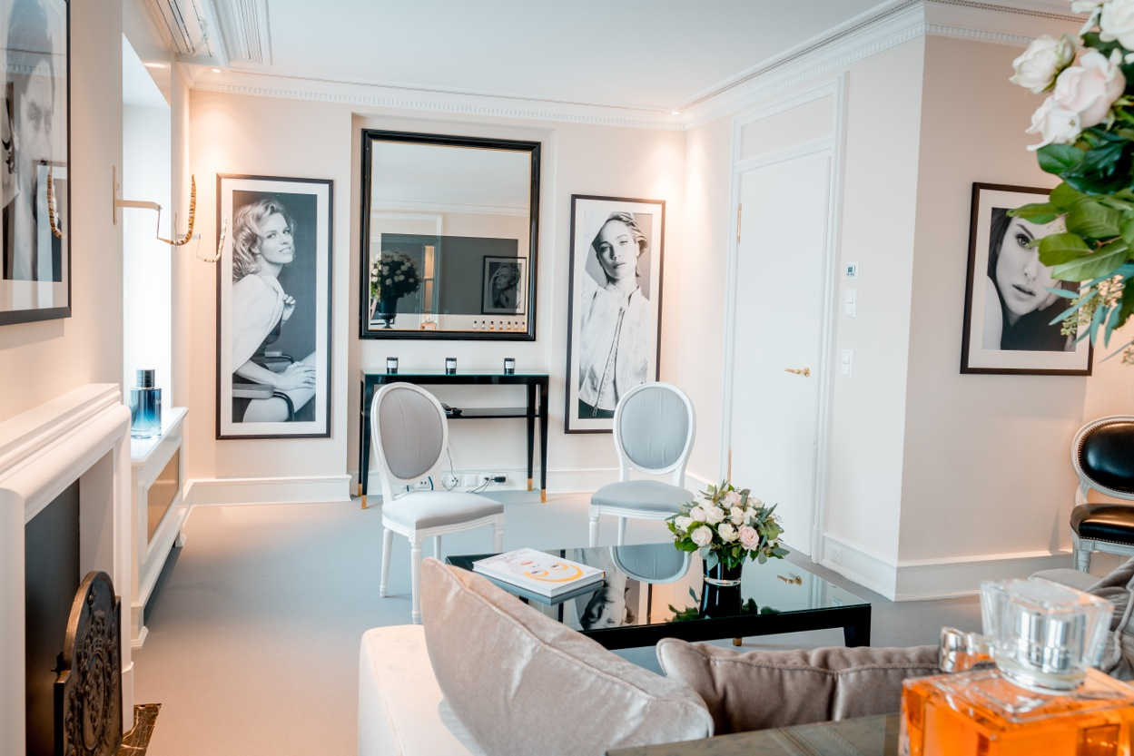 Dior Suite_BaurDior Suite at Baur au Lac_Zurich_Switzerland