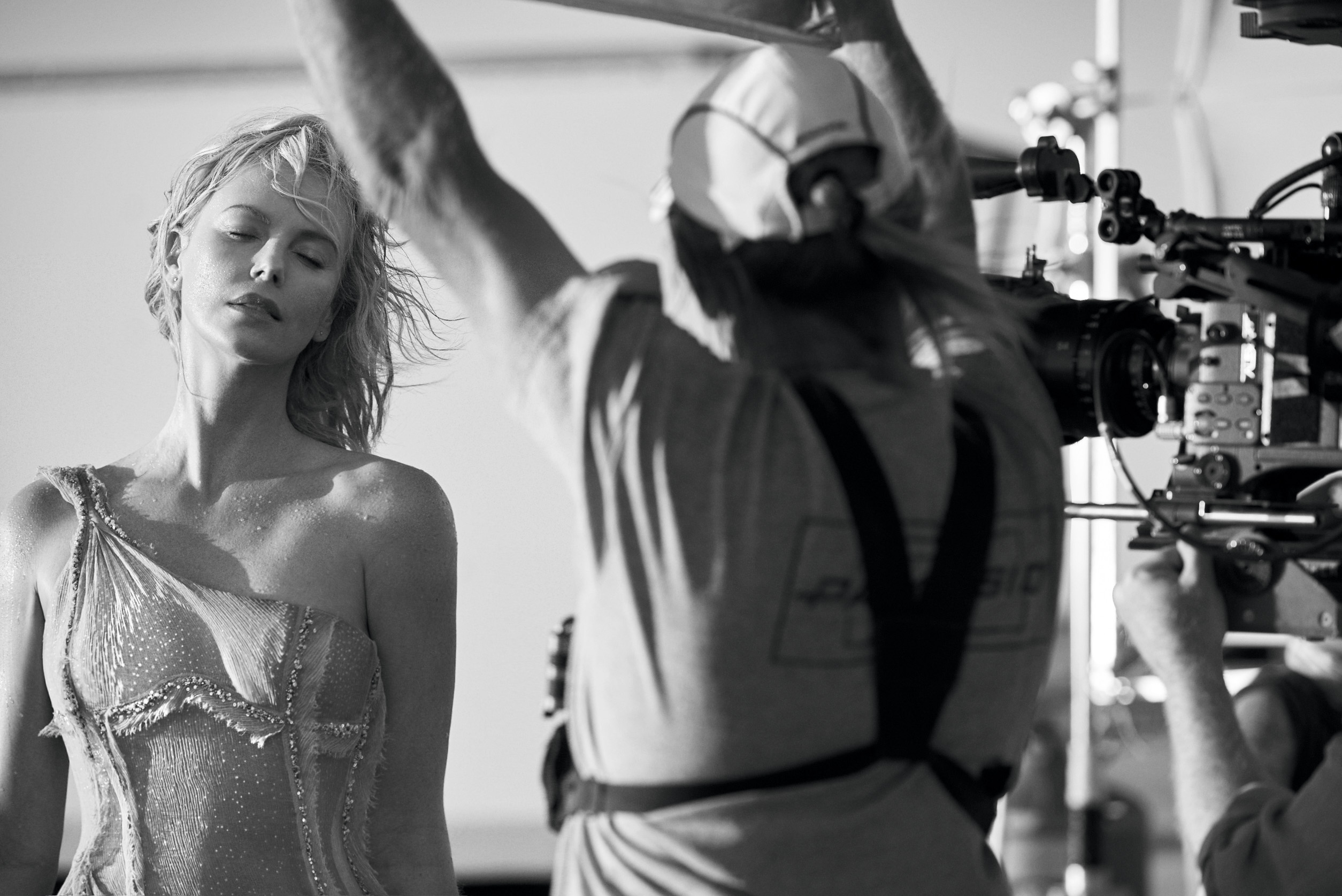 Dior J'adore Charlize Theron_behindthescenes 8
