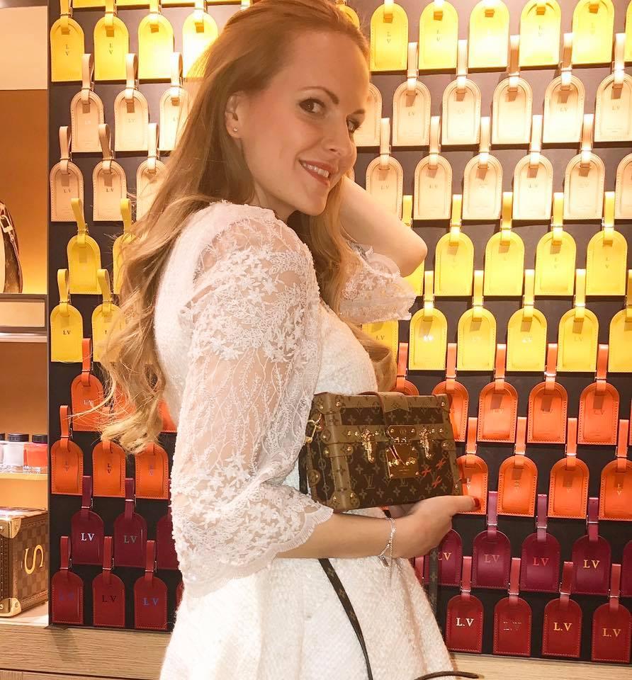 Nel-Olivia Waga Louis Vuitton Petite Malle AW16 Geneva