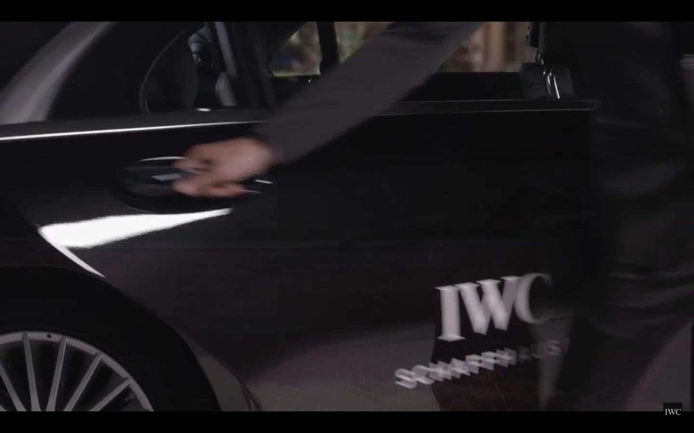 IWC Nel-Olivia Waga Nico Rosberg Mercedes AMG Monaco
