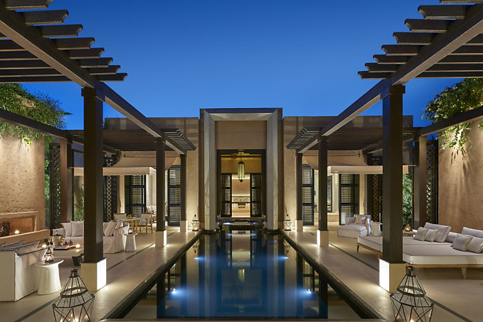 Serenity in Africa – Moroccan style meets discreet luxury at Mandarin Oriental Marrakech