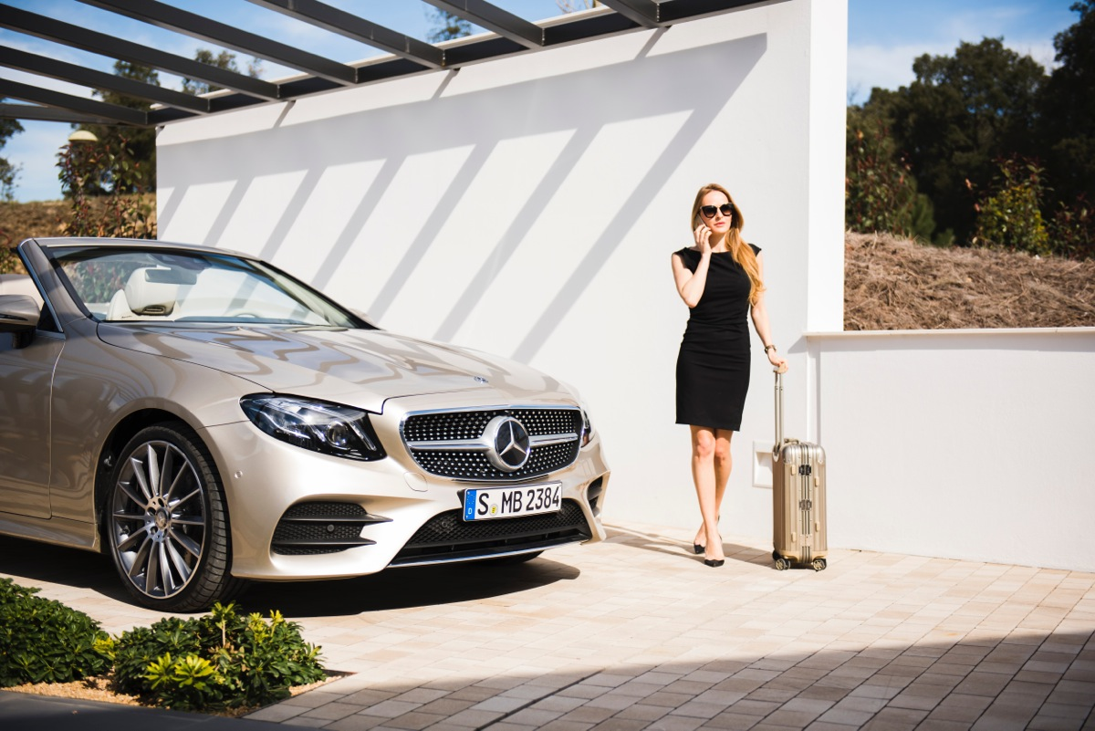 THE BEST OR NOTHING – Meet the new Mercedes Benz E-Class Cabriolet