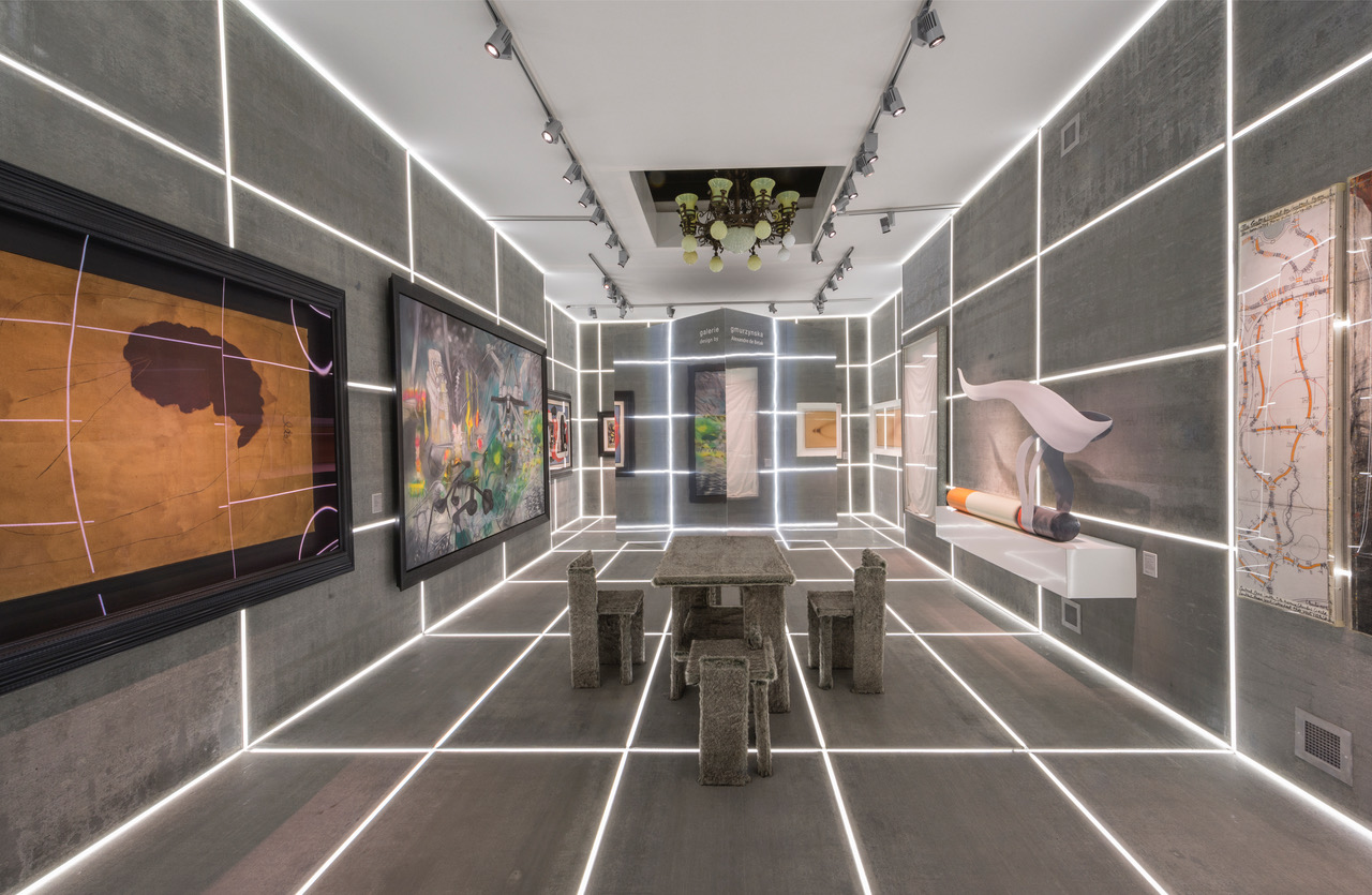 FORBES: Futuristic Design Meets Modern Art at TEFAF New York Spring