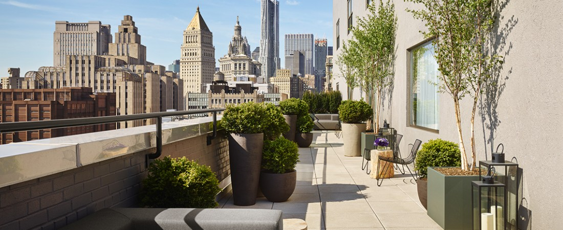 FORBES: 5 Cool Luxury Hotel Suites Waiting for You During a Hot Summer in New York
