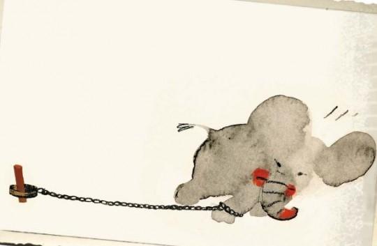 Jorge bucay elefant