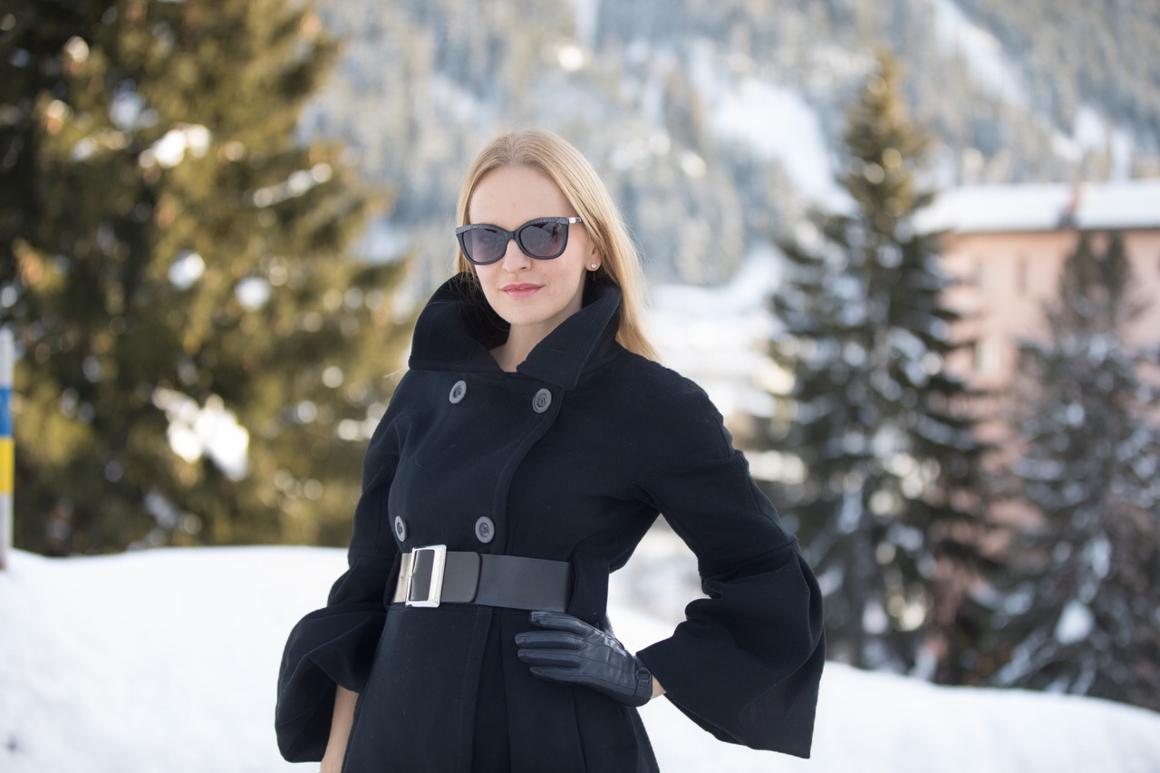 Nel-Olivia Waga. World Economic Forum, Annual Meeting 2018, Steigenberger Grandhotel Belvedere, Davos - Switzerland, Photo Credit: Tom Oswald.