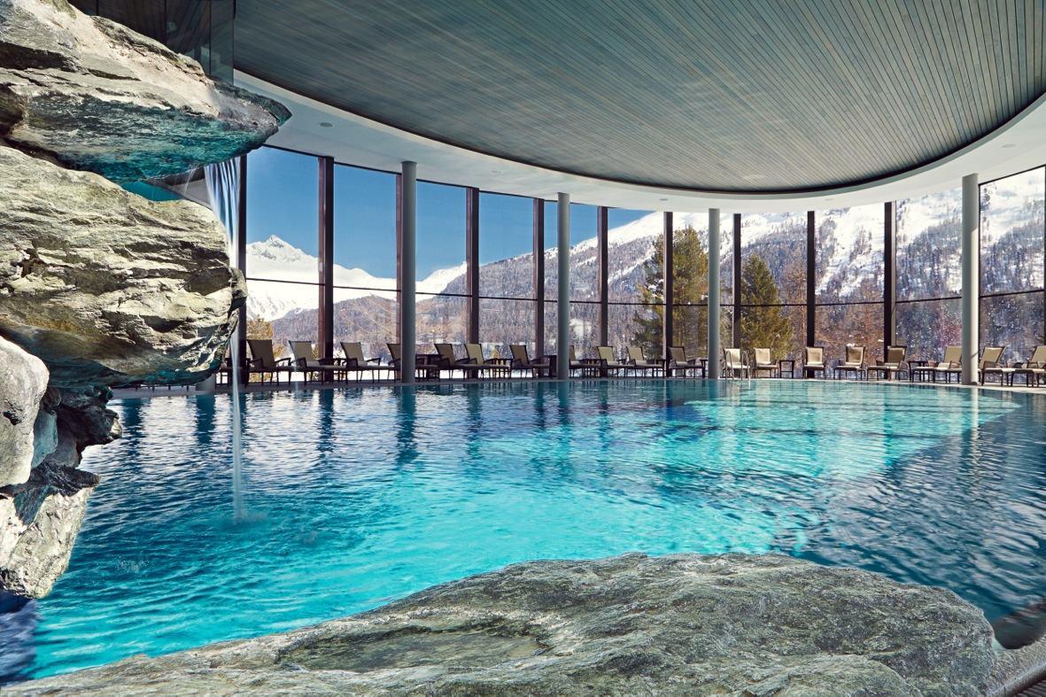 A WELLNESS WEEKEND AT BADRUTT's PALACE WITH A SIDE OF ST. MORITZ
