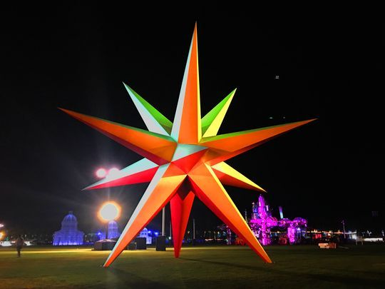 FORBES: A Shift of Perception – The Coachella 2018 Art Installations