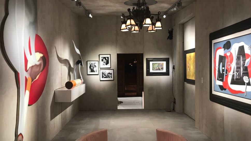 Gmurzynska at TEFAF New York Spring 2018