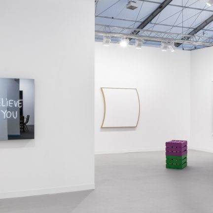 303 Gallery at Frieze London 2018