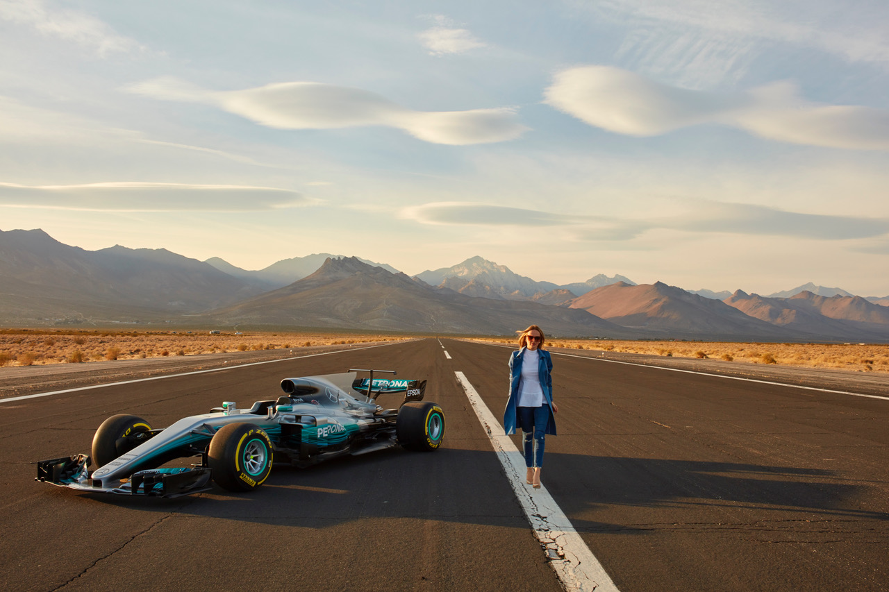IN THE PRESS: L'OFFICIEL HOMMES – Mercedes AMG Project ONE