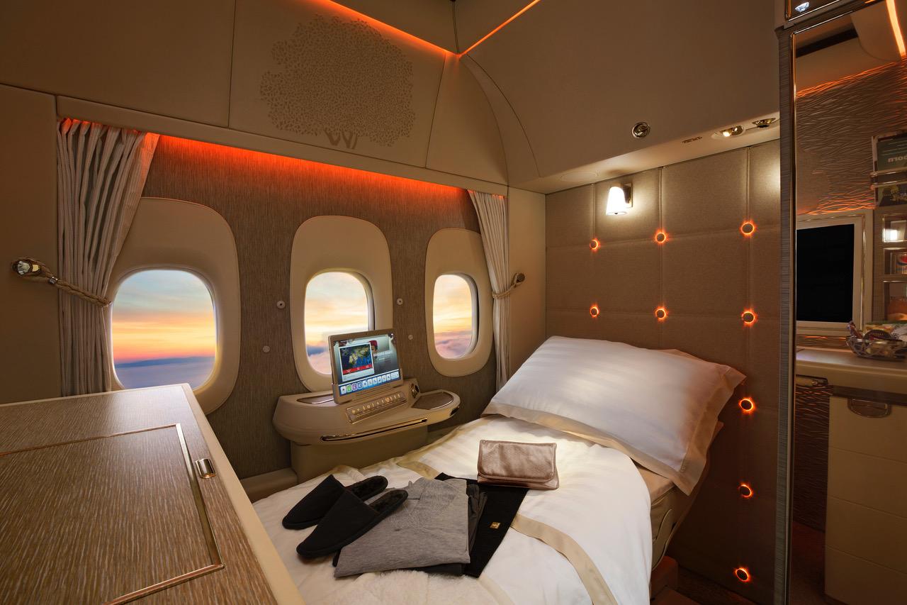 Boeing 777 Neue First-Class-Privatsuiten (2)_Credit Emirates
