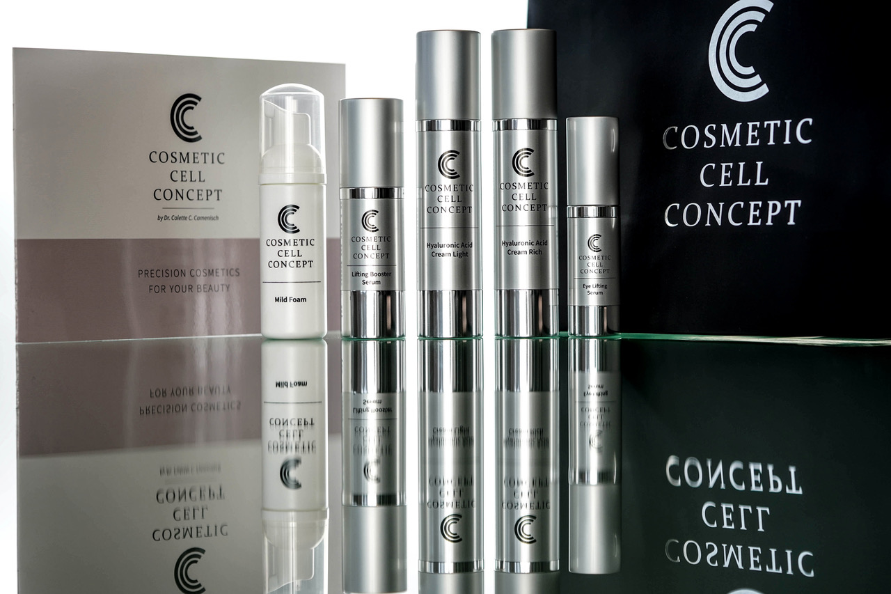 << ARCHIVE >> CCC: The new Cosmetic Cell Concept Line by Dr. Colette C. Camenisch