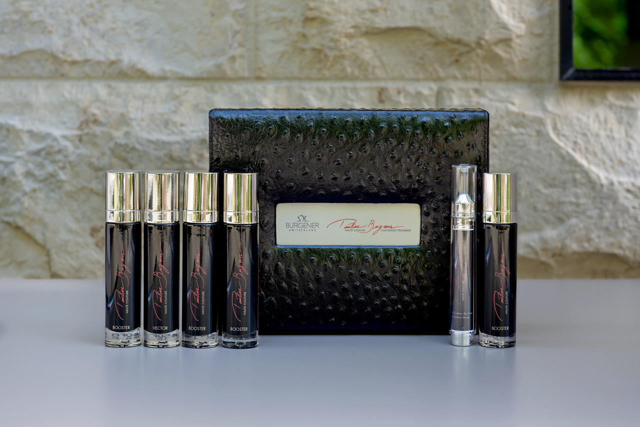 Dr. Burgener Switzerland: Haute Couture for your Skin