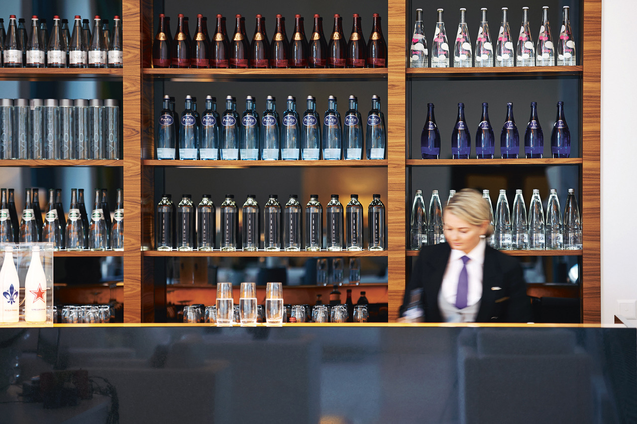 FORBES: The Healing Powers of Water. An In-Depth Water Tasting at Grand Resort Bad Ragaz's Water Bar