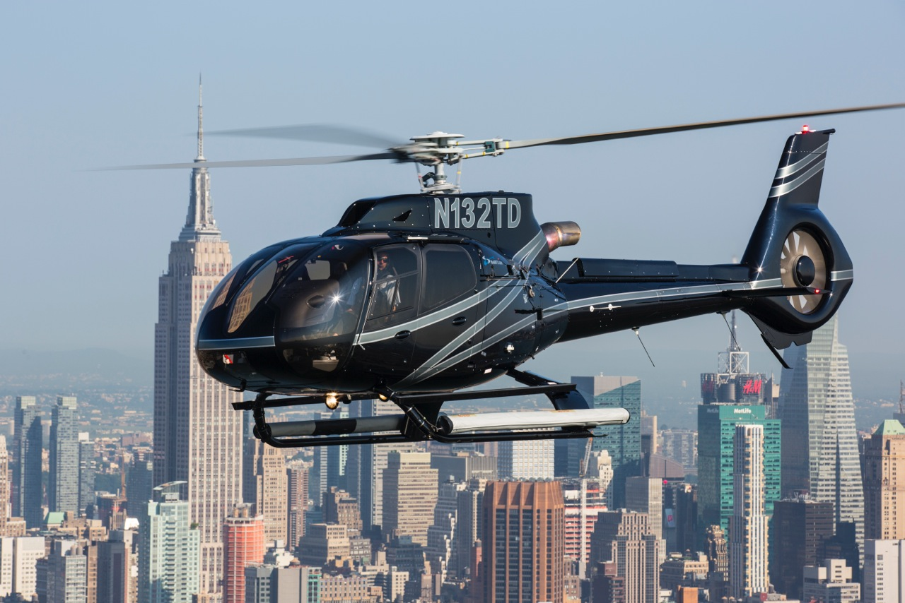 Heli Ny Business Charters Private Tours Above The City That